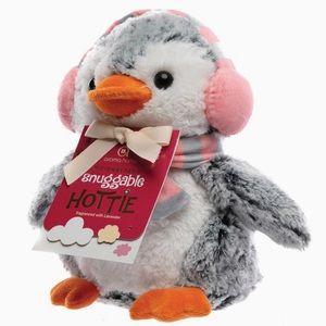 Aroma Home Penguin Snuggable Hottie
